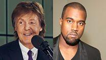 """Paul McCartney: """"I love Kanye… He's a monster"""""""