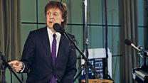 Macca 'took to the bevvies' after Beatles broke up