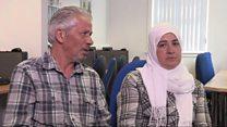 Syrian refugees settle into Scotland