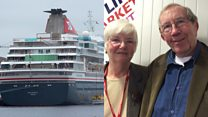 Cruise couple:  Norovirus ruins trip of a lifetime