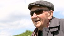 Malvern man, 94, does dream hills climb