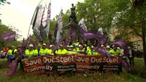UK Steel's future is still uncertain