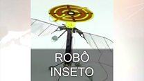 Robôs voadores 'grudentos' podem ajudar em cirurgias e em áreas de desastres