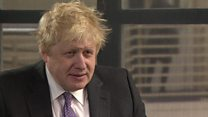 Boris Johnson: Immigration pledge 'cynical'