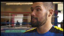 Boxer Tony Bellew