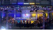 EU young voters debate - in 90 seconds