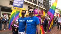 Birmingham hosts 20th Gay Pride