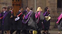 University access 'worse in Scotland'