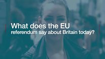 What does the EU referendum say about Britain today?