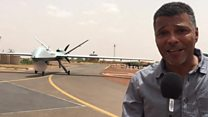 Niger's drone war against extremists
