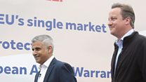 Cameron and Khan: Like old friends?