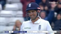 Alastair Cook gets England's first 10k