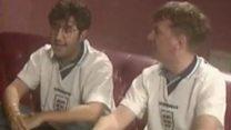 Three Lions VT - BBC Rewind