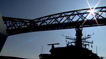 HMS Kent remembers Battle of Jutland