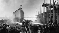 Delving into the history of Glasgow shipbuilding