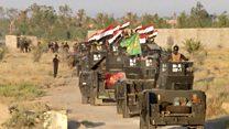 Heavy IS resistance in battle for Falluja