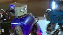 Cientistas apostam nos 'co-bots', robôs que trabalham junto com humanos