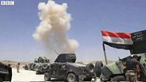 イラク・ファルージャでISは人間の盾を=国連