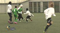 Using football to counter radicalisation
