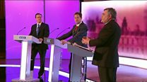 Top tips to ace a TV debate