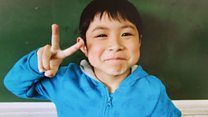 Missing Japanese boy found alive
