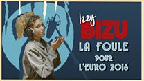 BBC Euro 2016 Theme Tune, La Foule - performed by Izzy Bizu & the BBC Concert Orchestra