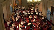The Ulster Orchestra perform the Game Of Thrones theme