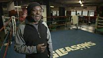 New York gym 'shrine to Muhammad Ali'