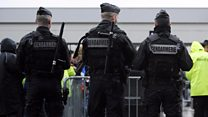 Expect robust policing, football fans warned