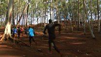 A montanha que 'treinou' campeões que deram 15 ouros à Etiópia