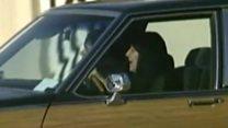 Uber and Saudi women drivers