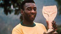 Quanto você pagaria pelo passaporte do Pelé?