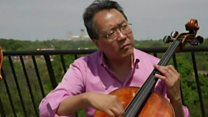 Yo-Yo Ma's musical mission for peace