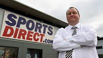 Who is Mike Ashley?