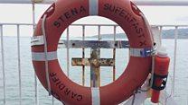 EU views: Crossing the Irish Sea