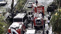 Istanbul bomb attack 'kills 11'