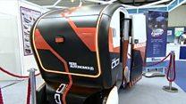 Fancy a ride in driverless Pod Zero?