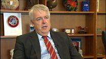 Mesur Cymru: Barn Carwyn Jones