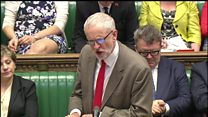 Corbyn: How are Brexiteers ministers at same time?