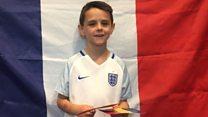 Child football expert predicts Euro 2016
