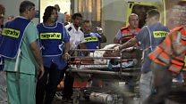 Ataque en Tel Aviv: dos palestinos armados matan a cuatro israelíes en un restaurante del centro