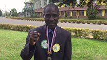 Ferdinand Rutikanga watangije umukino w'iteramakofe mu Rwanda