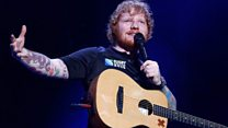 Ed Sheeran being sued for Photograph single