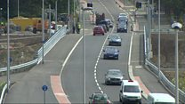 Aberdeen's Diamond Bridge opens