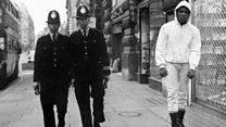 Muhammad Ali in London