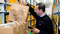 Can Amazon beat the supermarkets?