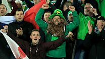 Northern Ireland fan: A journey into the unknown