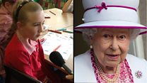 Kids on the Queen: 'It's best to have two birthdays'
