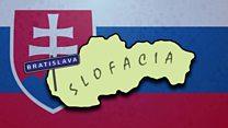 Canllaw i Slofacia!