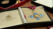 How are Queen's honours given out?
